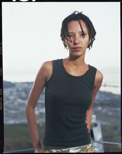 Lola Flash, 'amanda, Cape Town, SA ', 2002