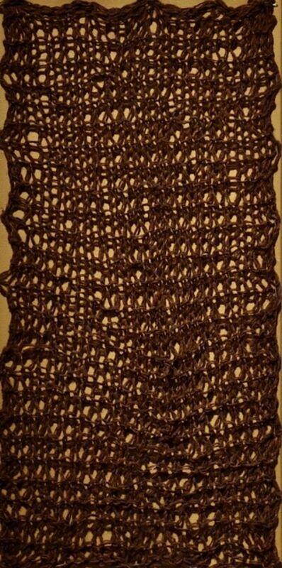 Ann Kronenberg, 'Textile Processes #4: Knitted', 2021