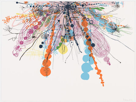 Santiago Moix, 'Rippling #34', 2012