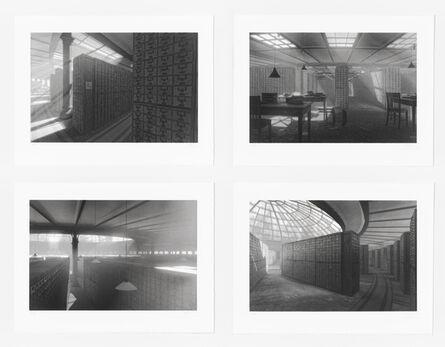 Fiona Tan (b.1966), 'Shadow Archive I-IV', 2019