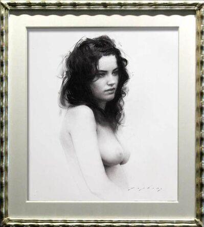 Jeremy Lipking, 'Marie-Fleur', 2015
