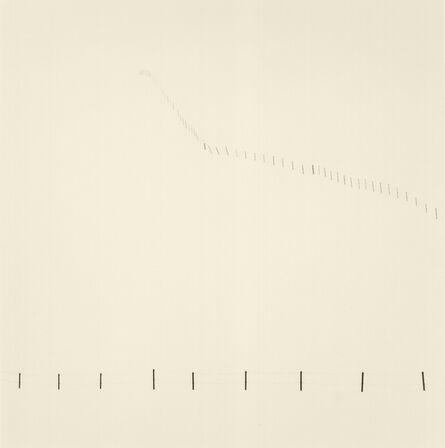 Michael Kenna, 'Hillside Fence, Study 3, Teshikaga, Hokkaido, Japan', 2002