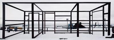 Christian Houge, 'Steel Frame, Barentsburg series', 2014