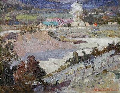Fremont Ellis, 'Velarde Valley', Unknown
