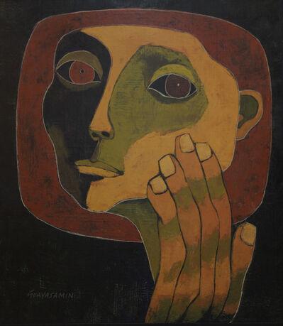 Oswaldo Guayasamín, 'Ternura', 1978