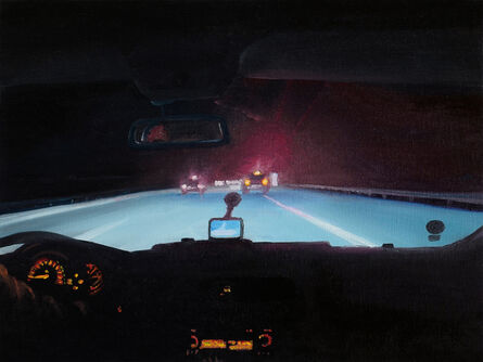 MANUEL RUMPF, 'Nachts', 2011