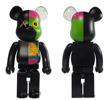 KAWS, 'Kaws 400% Bearbrick Dissected (Black) ed.500', 2010