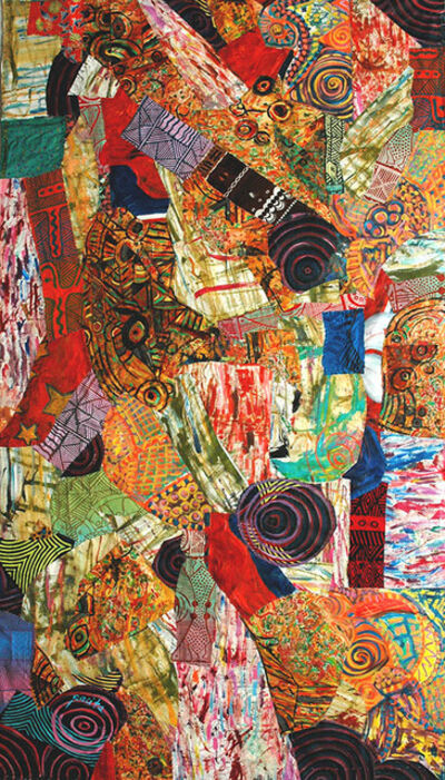 Pacita Abad, 'Life in the margins', 2002