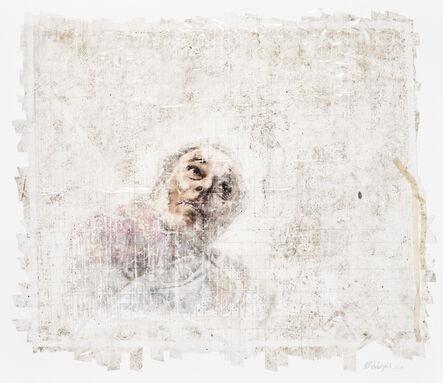 Mikhael Subotzky, 'Sticky-tape Transfer 34 - Lethbridge', 2017