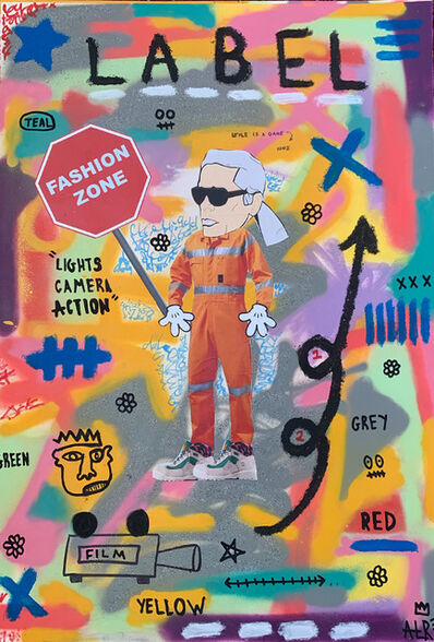Alex L Reagan, 'Fashion Zone ', 2019