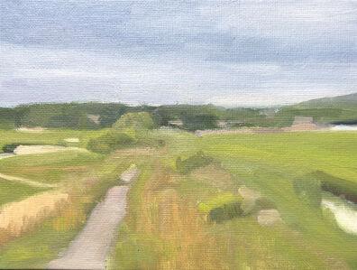 Diana Horowitz, 'Path from Corn Hill', 2018