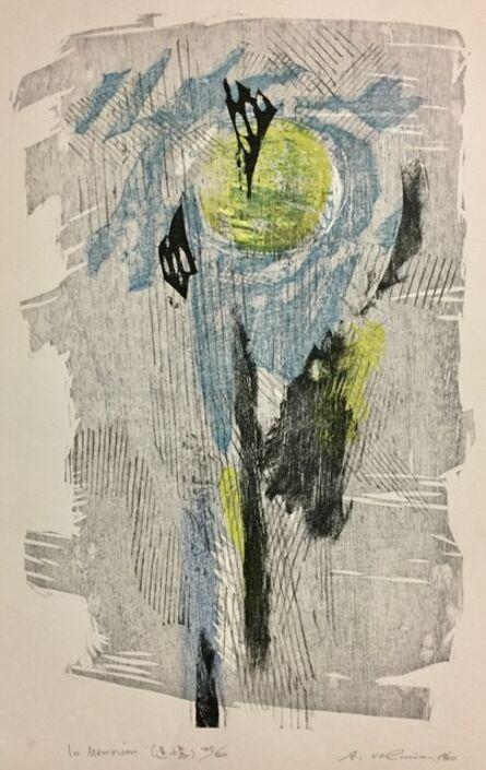 Ansei Uchima, 'In Memorium', 1960