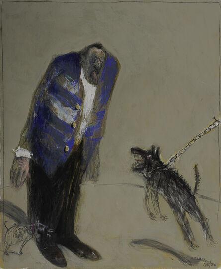 François Anton, 'L'emmerdeur'