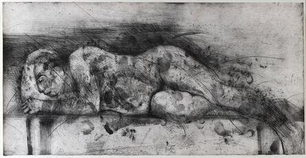 William Kentridge, 'Sleeper I', 1997