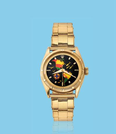 Rolex, 'Yellow gold wristwatch, ref. 6101', ca. 1950