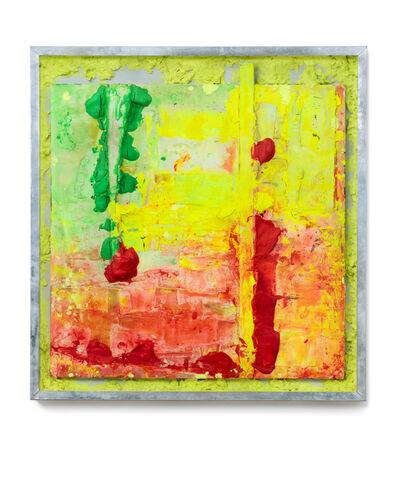 Shinro Ohtake, 'Square Landscape', 2015
