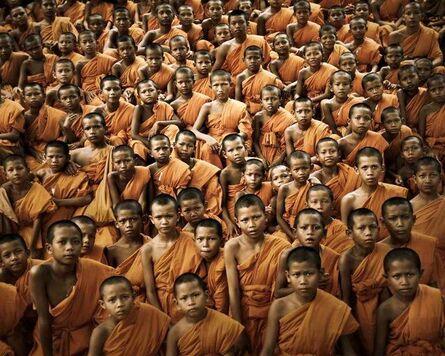 Jimmy Nelson, 'XIX 331 / XIX Tibet', 2011