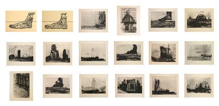 Huma Bhabha, 'Reconstructions', 2007