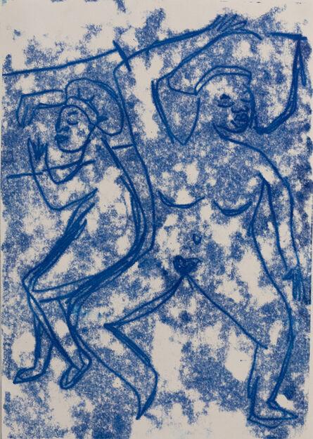 Sola Olulode, 'Blue Dreams', 2021