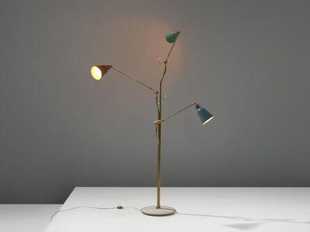 Angelo Lelli, 'Three-armed Floor Lamp', 1950s