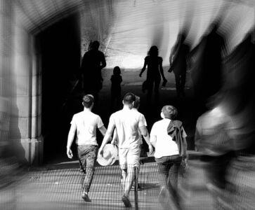 Jane Sklar, 'Tunnel Stroll', 2020