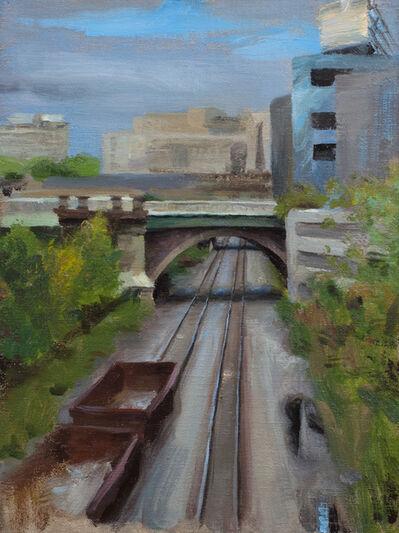 Joseph Q. Daily, 'Philly Tracks', 2013