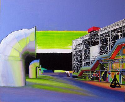 Julia Malinina, 'Centre Georges Pompidou', 2014