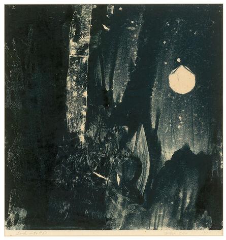 Chu Weibor, 'Galaxy 銀河外', 1971