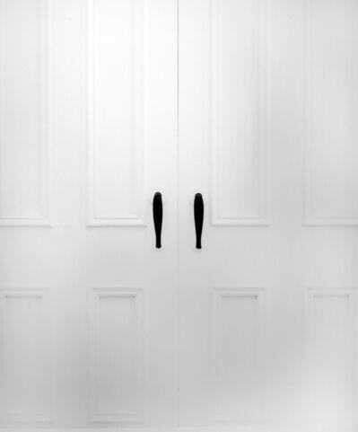 Rod Dresser, 'Doors, English Camp, San Juan', 2008