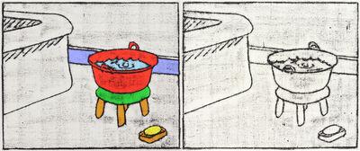 "Matt Mullican, 'Untitled (Bath, Water, Soap"" Color/ B/W)', 2013"