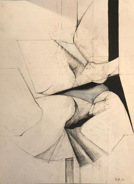 Adrian Heath, 'Untitled', 1983