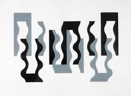 Michael Kidner, 'Chessmen', 1967