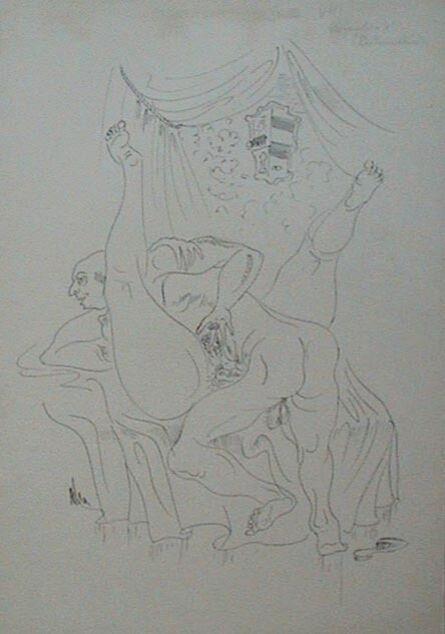 Carlos Enriquez, 'Soneto VIII', ca. 1930