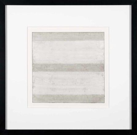 Agnes Martin, 'Untitled I', 1991