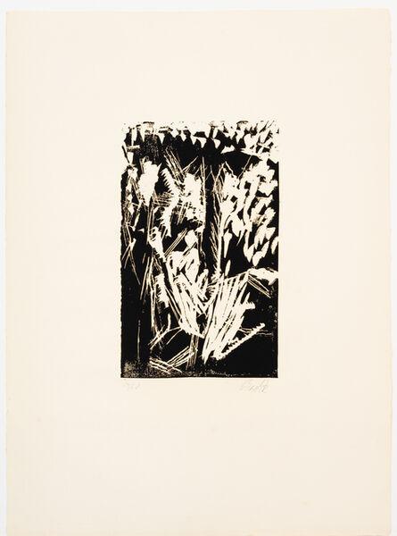 "Georg Baselitz, 'Vier Landschaften (""Four Landscapes"")', 1977/82"