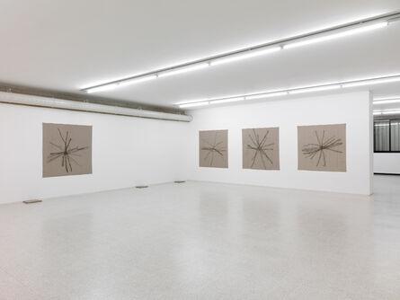 Helen Mirra, 'Hourly directional field recordings, Massachusetts', 2010