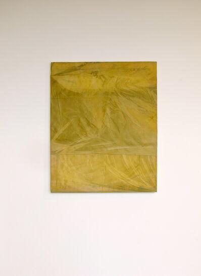 Ayan Farah, 'Untitled (Sun Printed Yellow Silk)', 2012