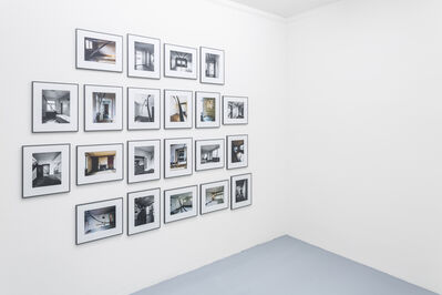 Christoph Rütimann, 'Kraftstrasse 35, eine Installation', 1992