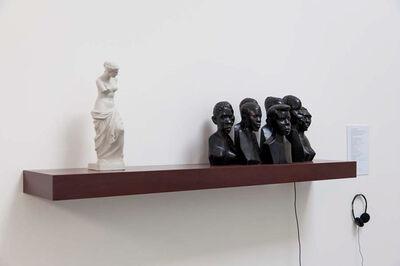 Vasco Araújo, 'Re Cordum - voltar ao coração ', 2012