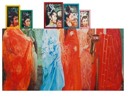 Li Qing 李青 (b. 1981), 'Seven Women七个女人', 2015