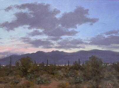 Stephen Day, 'Tucson Twilight', 2021