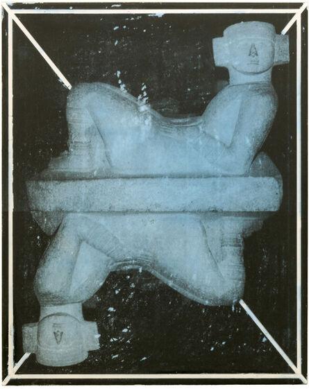 Claudia Peña Salinas, 'Chac Mool II', 2020