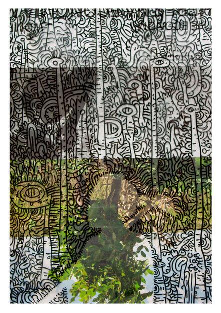 "Uólofe, '""MY LAND 3 (IXI IAMI 3 / MINHA TERRA 3)""', 2020"