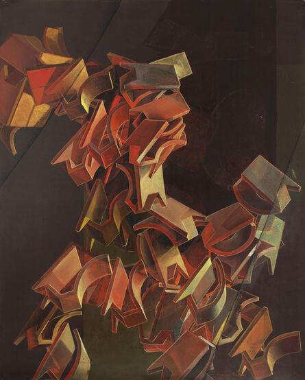 Mariano Pieroni, 'Figlia Occidentale', 1997