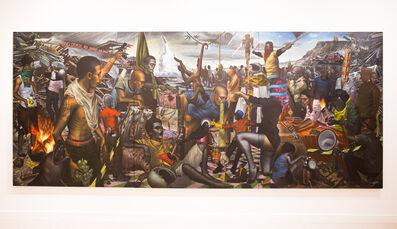 Leslie de Chavez, 'Detritus', 2012-2013