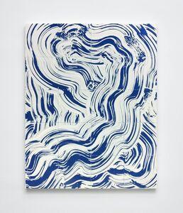 Evan Robarts, 'Marine Blue No. 2', 2019