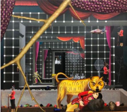 Jagannath Panda, 'The Stage', 2017