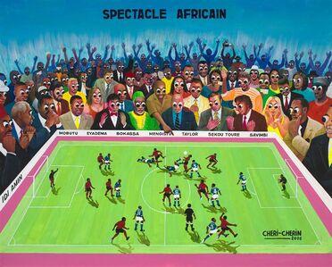 Cheri Cherin, 'Spectacle Africain', 2008
