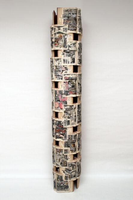 Brian Dettmer, 'Tower I (Britannica)', 2012