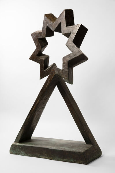 Paul Neagu, 'Starhead Figure', ca. 1990